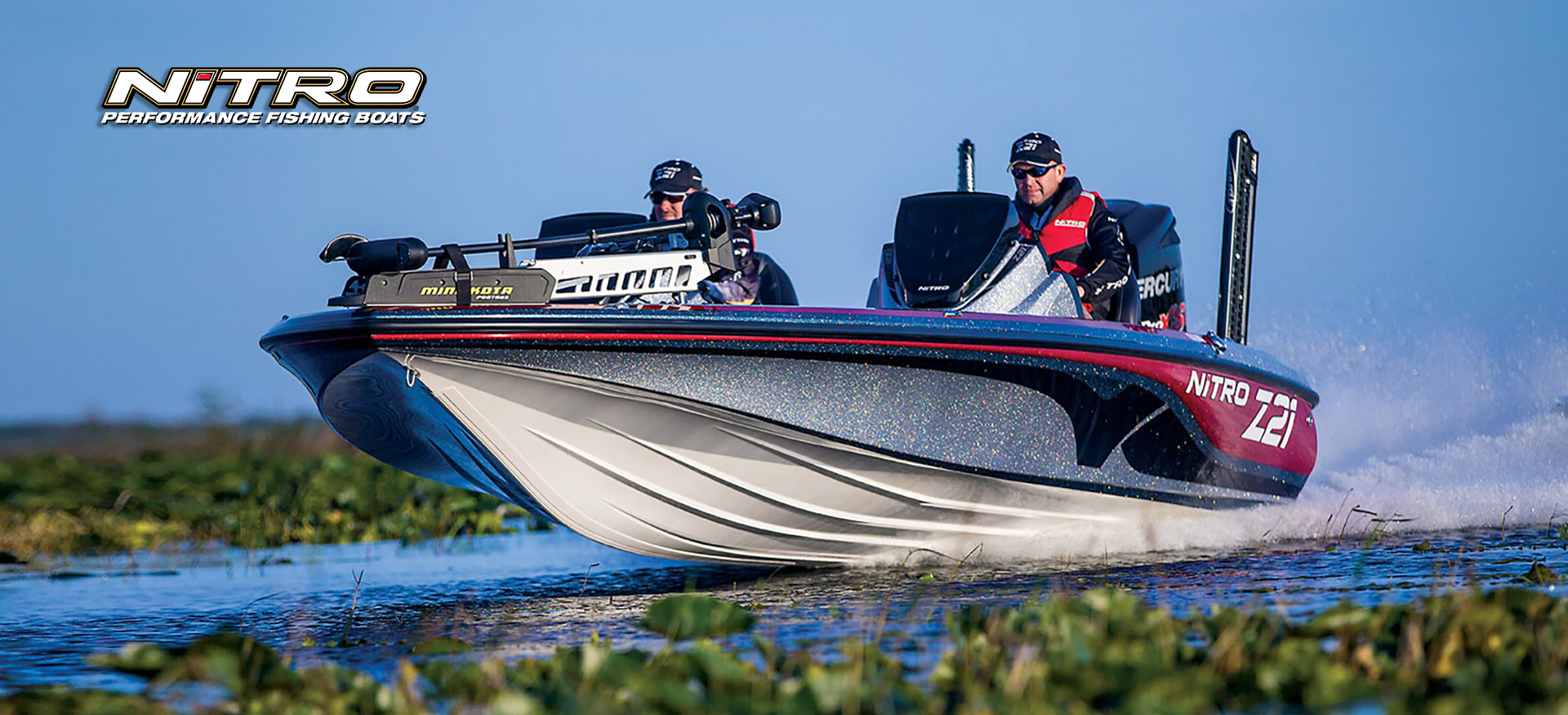 Nitro Z21 Bass Boat