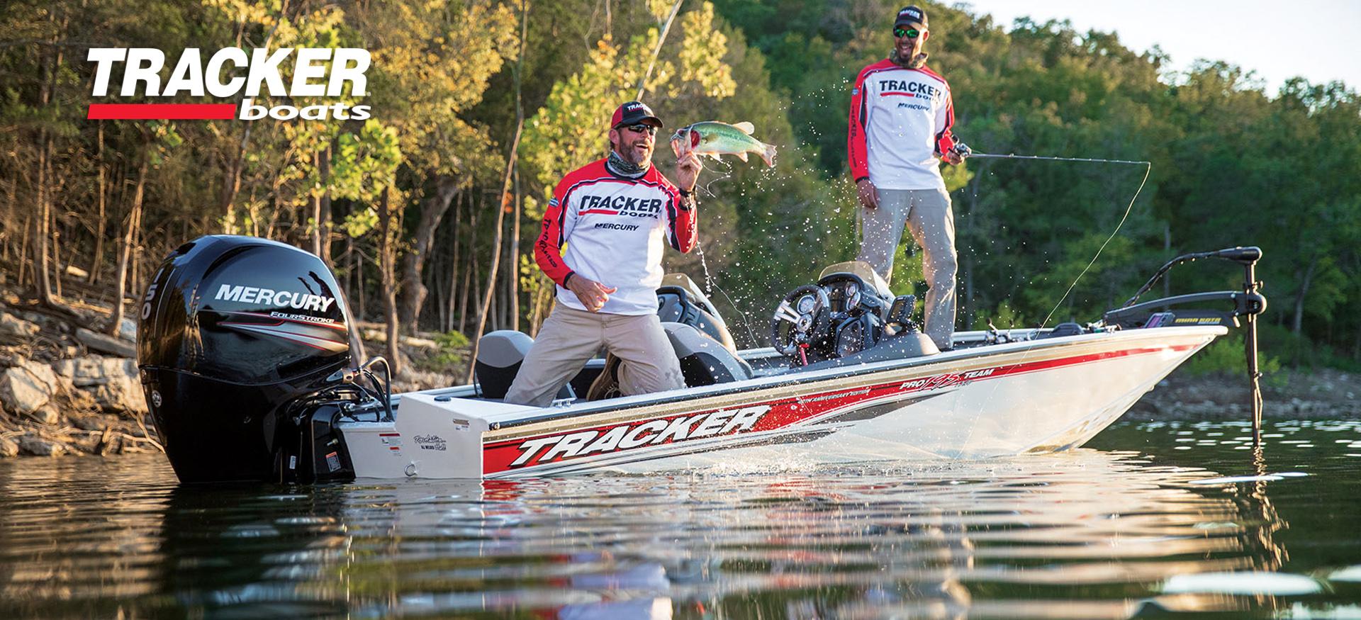 Tracker boats pro team 195