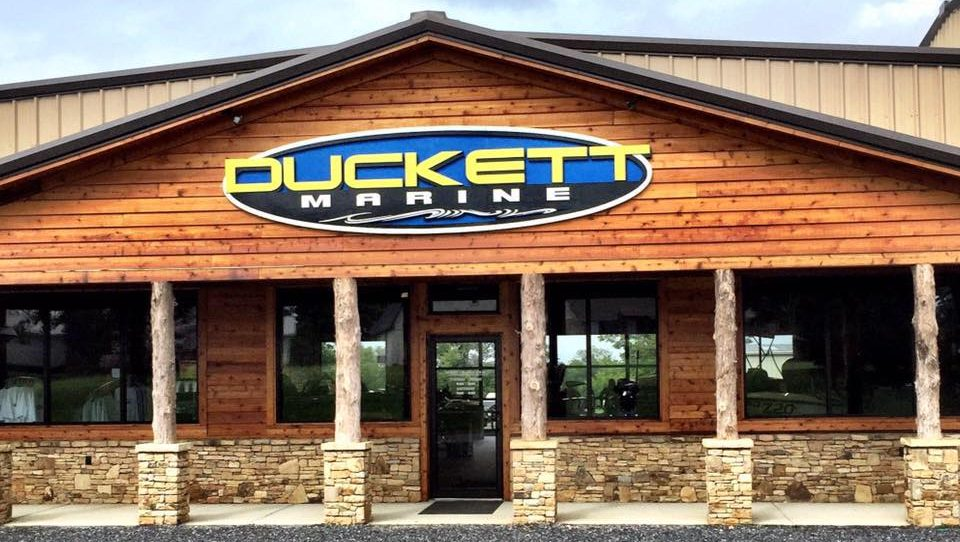 duckett marine storefront