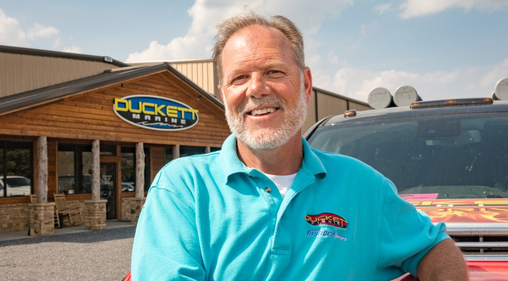 Boyd Duckett - Owner, Duckett Marine